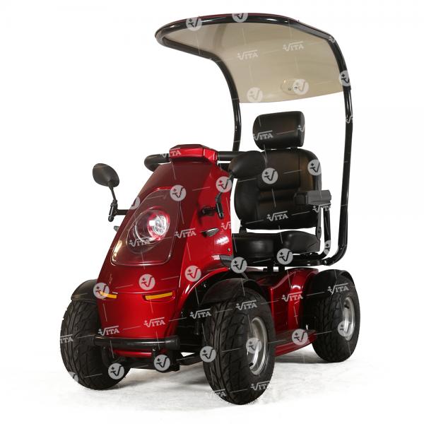 Αναπηρικό Scooter Ηλεκτροκίνητο IRONMAN VT-64032