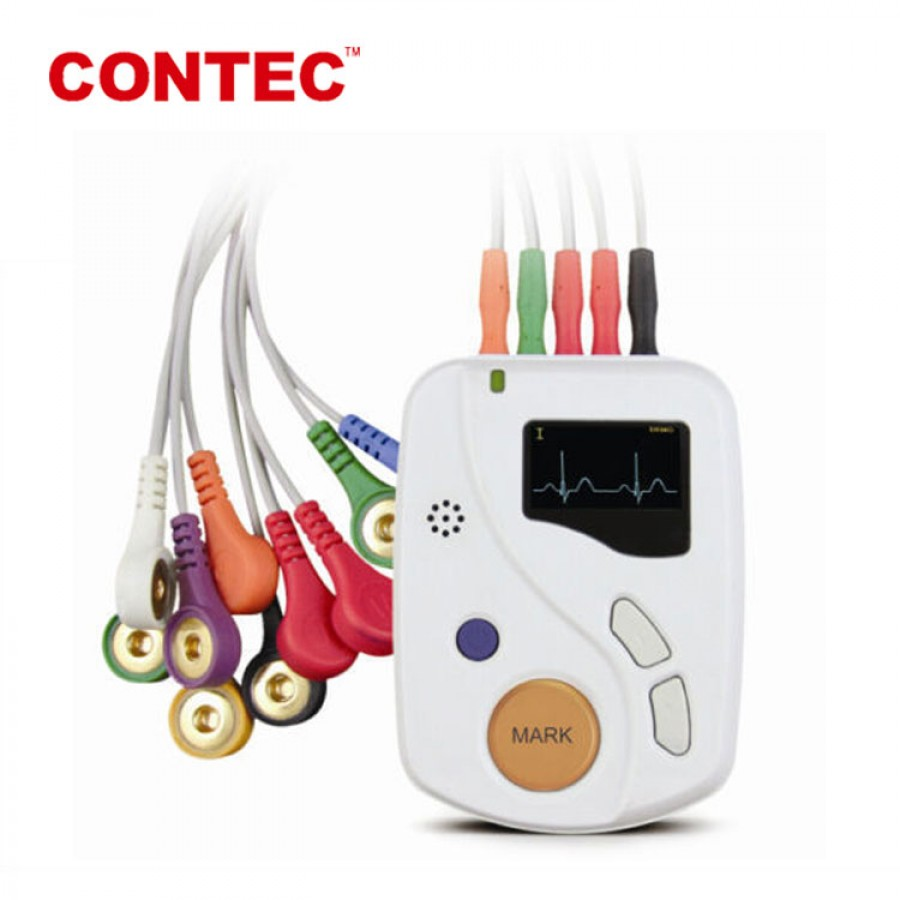 Holter ρυθμού TCL6000 Contec